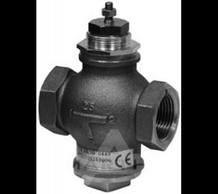 str50-39 трехходовой седельчатый клапан STR50-39