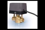 DFCM-220X Двухходовой седельчатый клапан